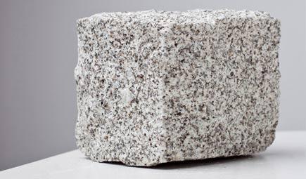 Minera de roca blanco alba for Que es el granito